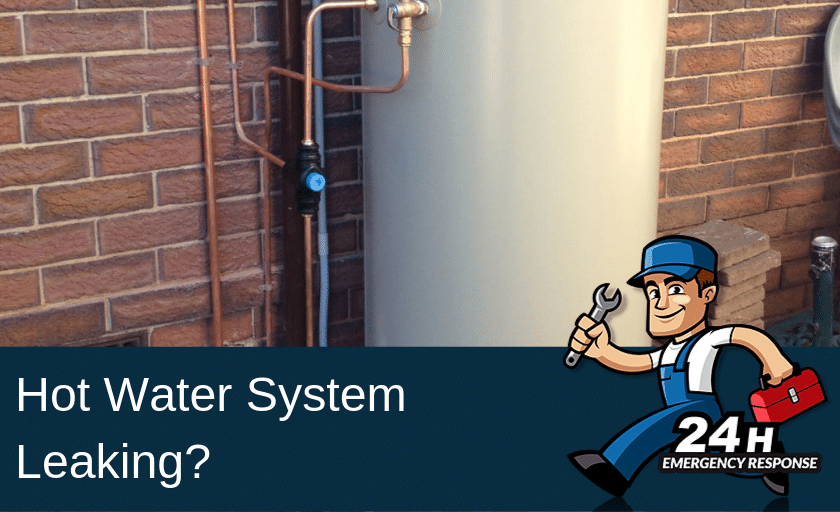 Managing a Leaking Hot Water System in 5 steps
