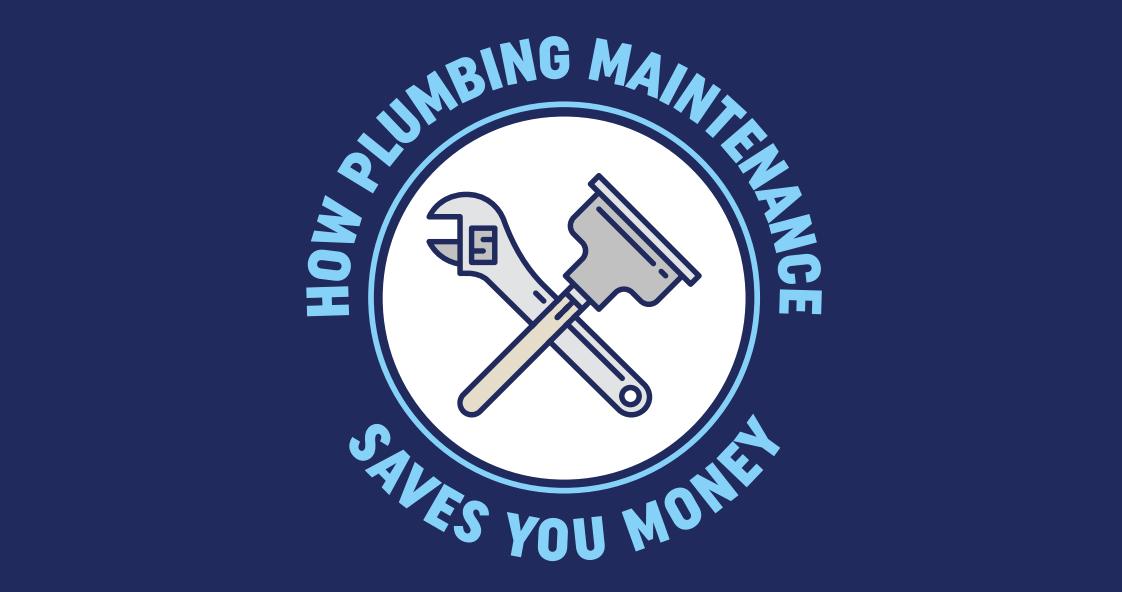 How Plumbing Maintenance Saves You Money (Infographic)