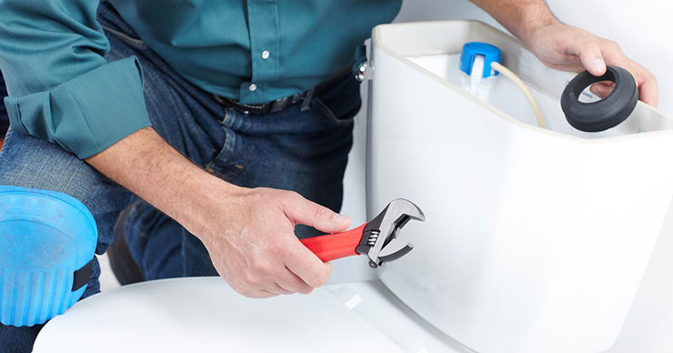 toilet repair installation brisbane
