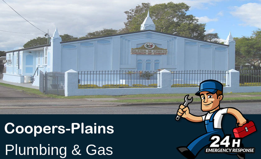 Plumbers Coopers Plains