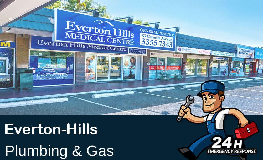 Plumbers Everton Hills