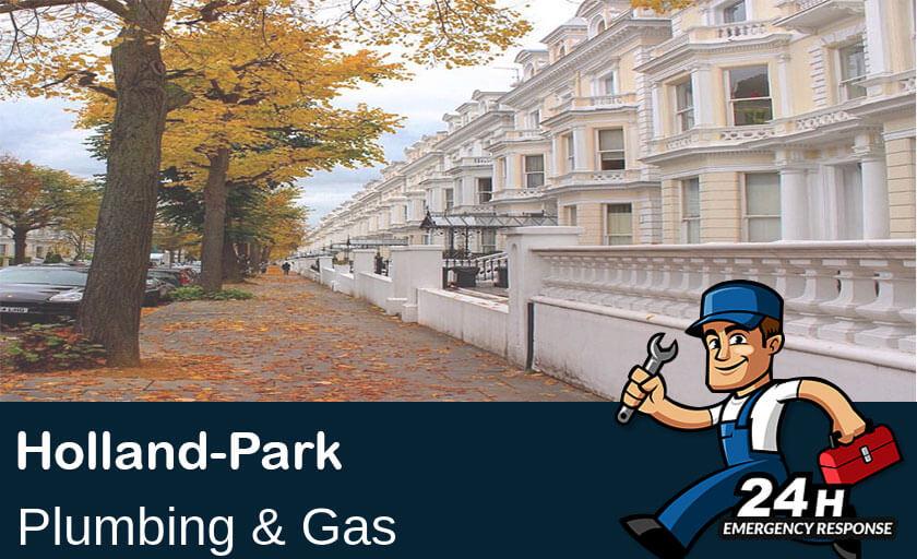 Plumbers Holland Park
