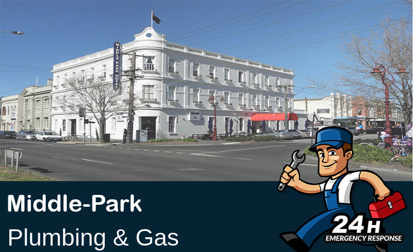 Plumbers Middle Park