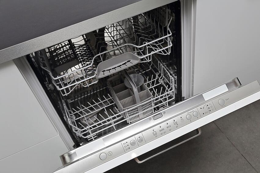 Blocked Dishwasher